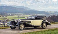 1937 Mercedes-Benz 540 K Cabriolet A