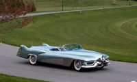 General Motors Le Sabre 1951 - A concept car of rare beauty