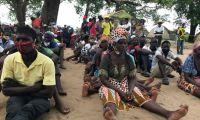 Rebeldes atacam zona de Mueda em Cabo Delgado