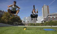 Covid-19: Maior procura de yoga, pilates, meditação e treinos com PT ao ar livre e 'online'
