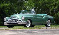 1953  buick skylark - American dream car