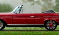 Mercedes Benz 300se - W108 Cabriolet 6-Cyl - Good old days