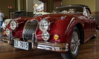 1958 jaguar xk150 moss - a DREAM CAR