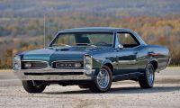 Pontiac GTO - America Legend since 1963 - 1967 is my favorite