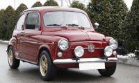 Fiat 600 - uma lenda (ainda) viva!