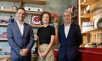 Alonso Miguel e Pedro de Faria e Castro reuniram-se com Diretora-Geral da UNESCO