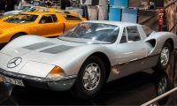 Mercedes SLX Concept - 1966 - Beautiful