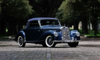 1953 Mercedes 220A Cabrio - Another class of car