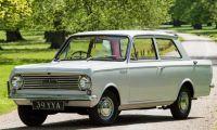Vauxhall Viva - HA Viva (1963–1966)