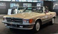 """Mercedes 380 SLC - One more Star in the """"Star"""""""
