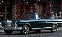 1967 Mercedes 250s W108 - Rare and perfect