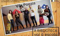 Biblioteca Pública Luís da Silva Ribeiro com atividades itinerantes nas escolas da Terceira
