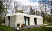 A primeira casa impressa em 3D na Europa é um T2 e tem renda de 800 euros