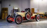 Packard Twin Six 7.0 Litre V12 – A 104 Year Old Open-Wheeled Racer