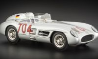 1955 Mercedes Benz 300 SLR - There will never be another like it