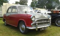 Morris Oxford - I love it