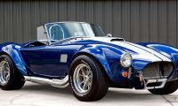 AC Cobra - A Beast with wheels ...