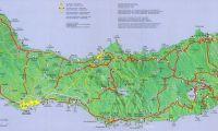 Governo dos Açores fixa cercas sanitárias nos seis concelhos de São Miguel