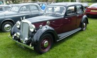 Rover 16 - Right at the beginning it was beautiful