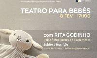 Biblioteca Pública Luís da Silva Ribeiro, em Angra do Heroísmo, promove teatro para bebés
