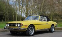Triumph Stag - A stylish Brit