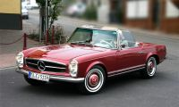 Mercedes-Benz W113 - 230 sl - Pure beauty