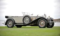 1928 Mercedes-Benz 710 SS - Just perfect