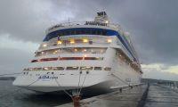 Portos dos Açores prevê 100 escalas de navios de cruzeiro até final do ano