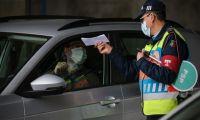 Proibida circulação entre concelhos a partir das 00h00 de sexta-feira