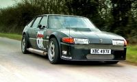 60/5000 Rover SD1 - Powerful, aerodynamic, a family full of race