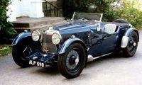 Aston Martin Le Mans -1933 - Very special