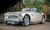 Austin Healey 3000 - 1959/1968 - Strong and beatiful
