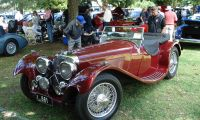 SS Jaguar 100 - What Wonderful world