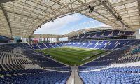 Estádio do Dragão pode receber 16.500 adeptos na final da Liga dos Campeões