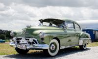 Was The 1949 Oldsmobile 88 America's First Muscle Car?