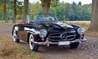 Mercedes 190 sl - The Must