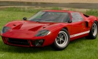 Ford GT40 - Ferraris Killer