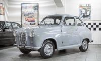 Austin A35 «2 door saloon» - It was not very beautiful, but very reliable