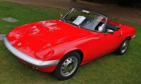 Lotus Elan - British power