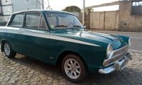 Ford Cortina GT MK 1 - the dream of hot-blooded young parents