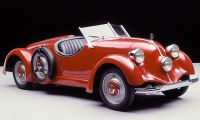 Mercedes-Benz 150 Sport Roadster (W 30 series, 1934 - 1936) - Perhaps there is only one surviving specimen