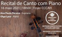 Recital de Canto com Piano | Temporada de Música Clássica 2021