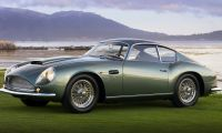 1960 Aston Martin DB4 GT Zagato - A masterpiece of british car industry