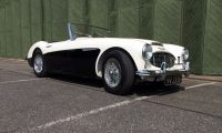 AUSTIN-HEALEY 3000 - Beatiful, powerfull, a very nice british sports car