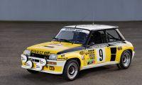 """Renault 5 Turbo - Deixou """"marca"""" na competição"""