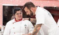 Francisca, a grande vencedora do 'Hell's Kitchen', fatura cada vez mais graças a Ljubomir Stanisic