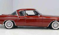 1956 Studebaker Golden Hawk Custom - Pure art