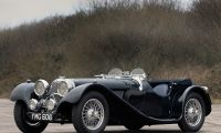 1936 - SS Jaguar 100 - What a beautiful thing