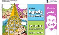 Biblioteca Pública e Arquivo Regional Luís da Silva Ribeiro promove oficina de Banda Desenhada