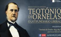 Biblioteca Pública e Arquivo Regional Luís da Silva Ribeiro promove mostra e palestra sobre Teotónio de Ornelas